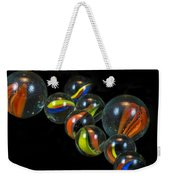 Glass Marbles Weekender Tote Bag
