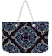 Glass Pattern Weekender Tote Bag