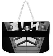 Glass Sky Lights Weekender Tote Bag