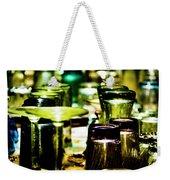 Glass Table Weekender Tote Bag
