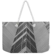 Glass Tower Weekender Tote Bag