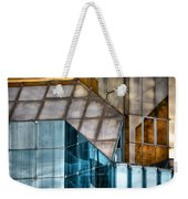 Glassed Weekender Tote Bag