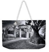 Glasshouse And Tree Weekender Tote Bag
