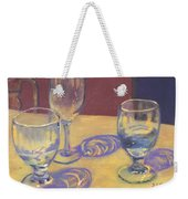 Glasslights Weekender Tote Bag