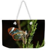 Glasswinged Butterfly Weekender Tote Bag