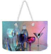 Glassy Still Life Weekender Tote Bag