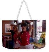 Glee Weekender Tote Bag