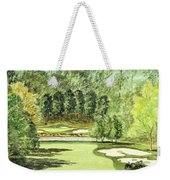 Glen Abbey Golf Course Canada 11th Hole Weekender Tote Bag