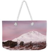 Glen Affric Sunrise Weekender Tote Bag