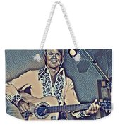Glen Campbell Abstract Weekender Tote Bag