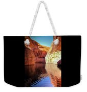 Glen Canyon Reflections Weekender Tote Bag
