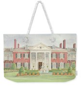 Glen Cove Mansion Weekender Tote Bag