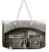 Glen Lyon Pa. Family Theatre Early 1900s Weekender Tote Bag