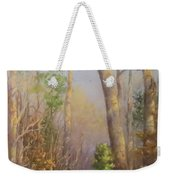 Glenmoor Woods, Sunset Weekender Tote Bag