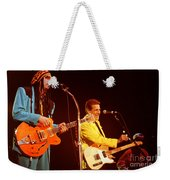 Glenn Frey Joe Walsh-0980 Weekender Tote Bag