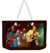 Glenn Frey Joe Walsh-1023 Weekender Tote Bag