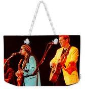 Glenn Frey Joe Walsh-1029 Weekender Tote Bag