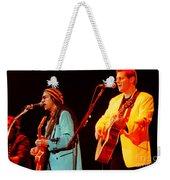 Glenn Frey Joe Walsh-1030 Weekender Tote Bag