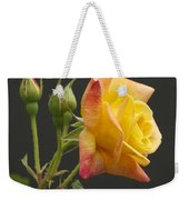 Glenn's Rose Weekender Tote Bag
