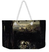 Gleyre Charles Gabriel The Queen Of Sheba Weekender Tote Bag