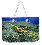 Gliding Over Hana Weekender Tote Bag