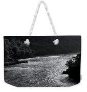 Glimmer On The Ganges Weekender Tote Bag