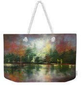 Glimpse Of A Moment Weekender Tote Bag