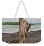 Glin Beach Breakers Weekender Tote Bag