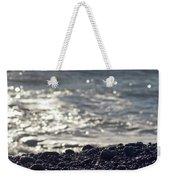 Glistening Rocks And The Ocean Weekender Tote Bag