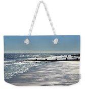 Glistening Shore Weekender Tote Bag