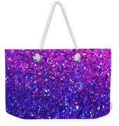 Glitterbug Weekender Tote Bag