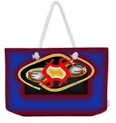 Global Dancing Round The Golden Calf Weekender Tote Bag