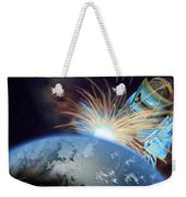 Global Meltdown Weekender Tote Bag