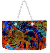 Globe Nebula Weekender Tote Bag