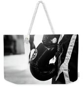 Globes Waiting Weekender Tote Bag