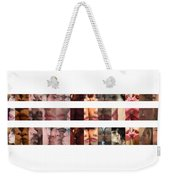 Gloria In Excelsis Weekender Tote Bag