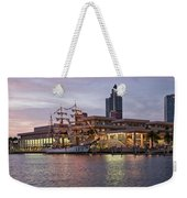 Gloria Visiting Tampa Weekender Tote Bag