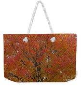 Glorious Autumn Weekender Tote Bag