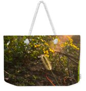 Glorious Foxtail Weekender Tote Bag