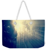 Glorious Morning Light Weekender Tote Bag