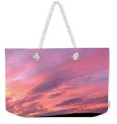 Glorious Nightfall  Weekender Tote Bag