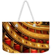Glorious Old Theatre Weekender Tote Bag