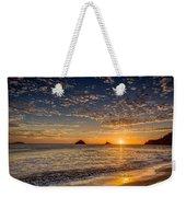 Glorious Playa Sunset Weekender Tote Bag