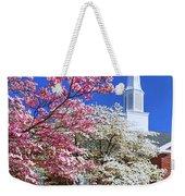 Glorious Sunday Morning In Spring Weekender Tote Bag