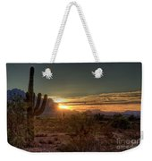 Glorious Sunrise Weekender Tote Bag