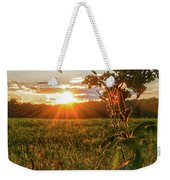 Glorious Sunset Weekender Tote Bag