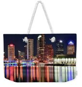 Glorious Tampa Bay Florida Weekender Tote Bag