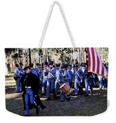 Glory Bound Weekender Tote Bag by David Lee Thompson