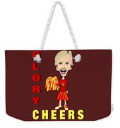 Glory Cheers Weekender Tote Bag