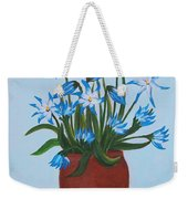Glory Of The Snow Weekender Tote Bag